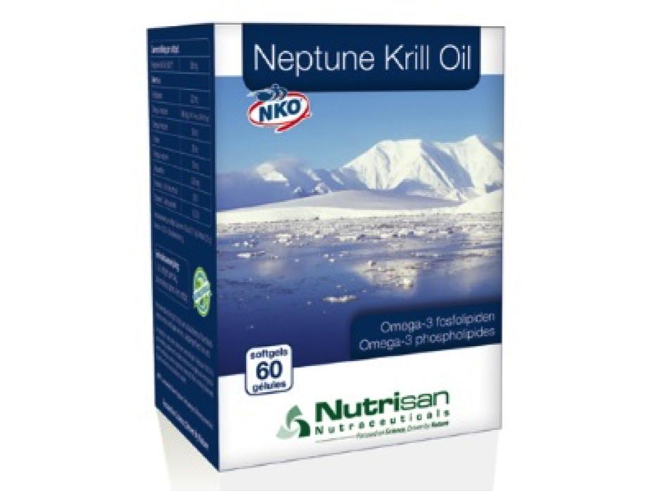 neptune krill oil nutrisan 60
