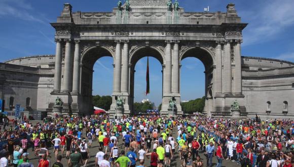 16-31 mei: 20 km door Brussel. Welk type loper ben jij?