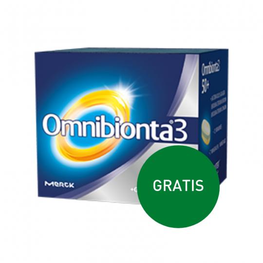 Apotheek Du Faux - Omnibionta-3 50+