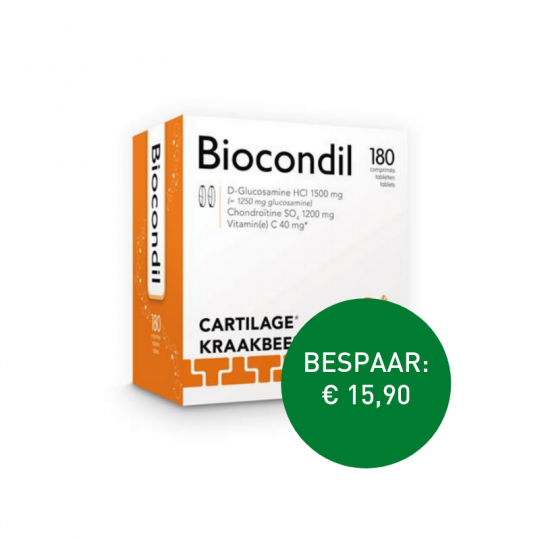 Apotheek Du Faux - Biocondil 180 tabletten