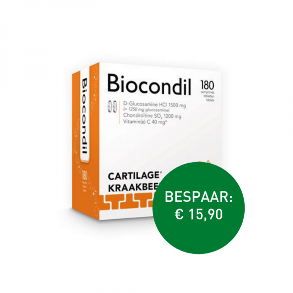 Apotheek Du Faux - Biocondil 180 tabletten