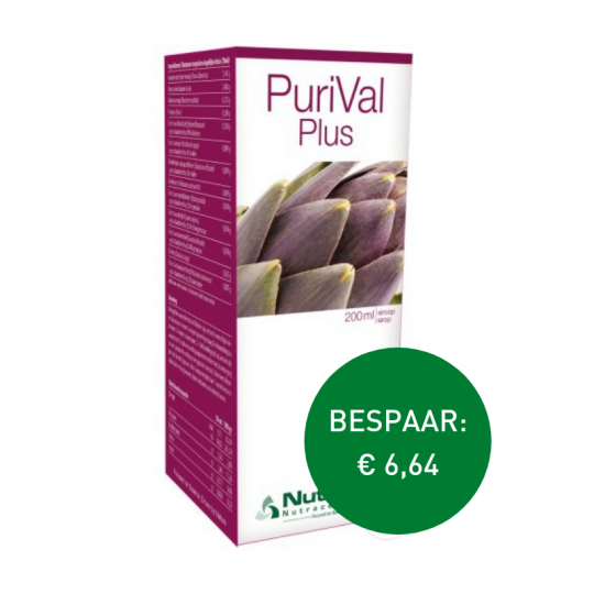 Apotheek Du Faux: PURIVAL PLUS siroop 200 ml