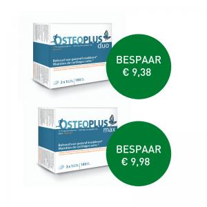 Apotheek Du Faux   Osteoplus Max 180 tabletten / Duo 180 tabletten