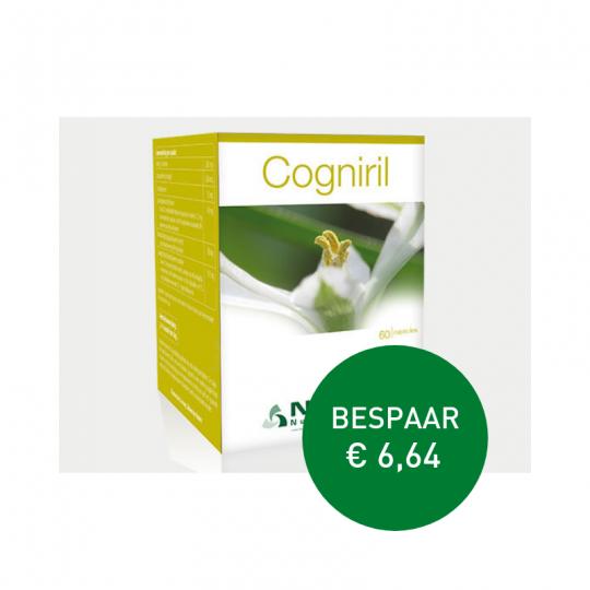 Apotheek Du Faux | Cogniril capsules 60 Nutrisan