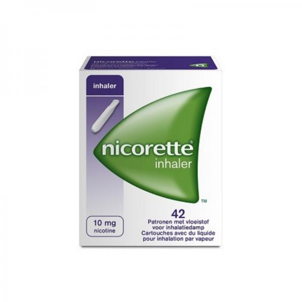 Apotheek Du Faux | NICORETTE® Inhaler