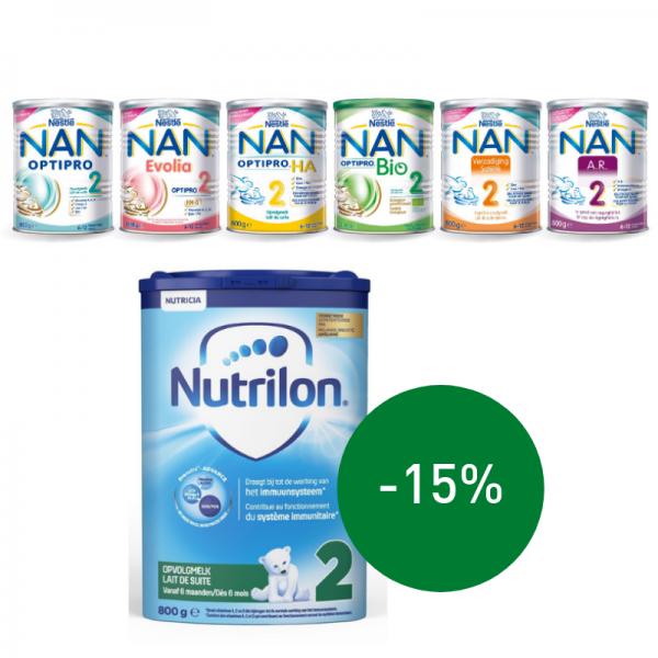 Apotheek Du Faux: Nutricia en Nan voeding