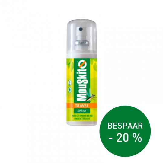 Apotheek Du Faux | Mouskito travel spray 100ml