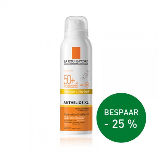 Apotheek Du Faux | La Roche Posay Anthelios Spray SPF50+ 200ml
