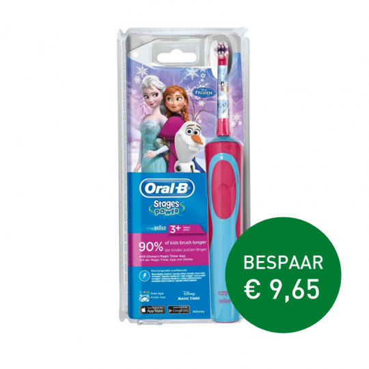 Apotheek Du Faux | Oral B tandeborstel elektrisch kids stages