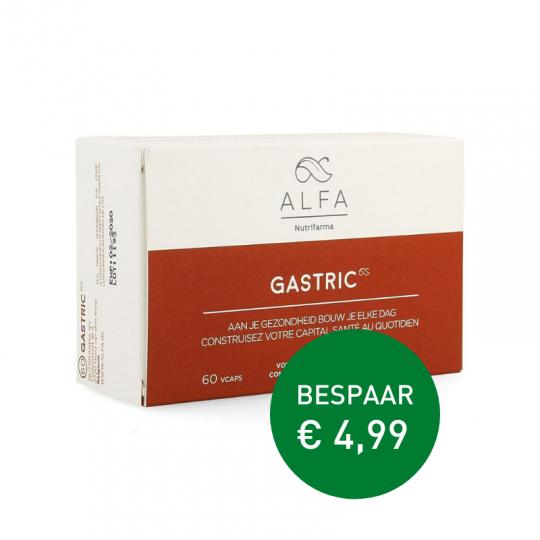 Apotheek Du Faux | Alfa-Gastric V-Capsules 60