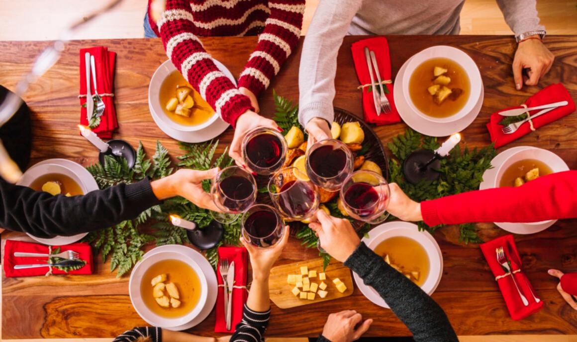 Gezond genieten tijdens de feestdagen!