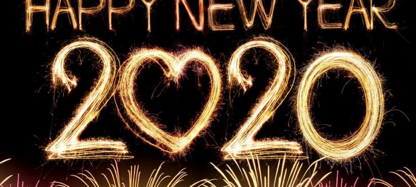 Een nieuw jaar, een nieuw begin!