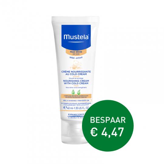 Mustela Voedende Cold Cream 40ml