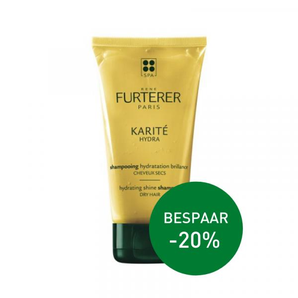 Furterer Karite (hydra & nutri) Shampoo 150 ML | Apotheek Du Faux
