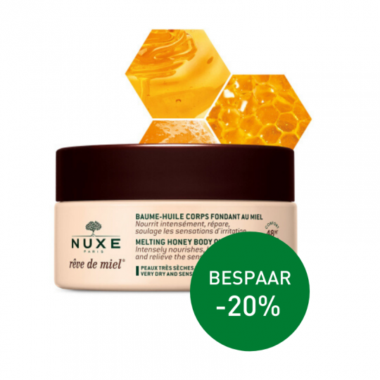 Nuxe Melting Body Oil Balm 200 ML | Apotheek Du Faux
