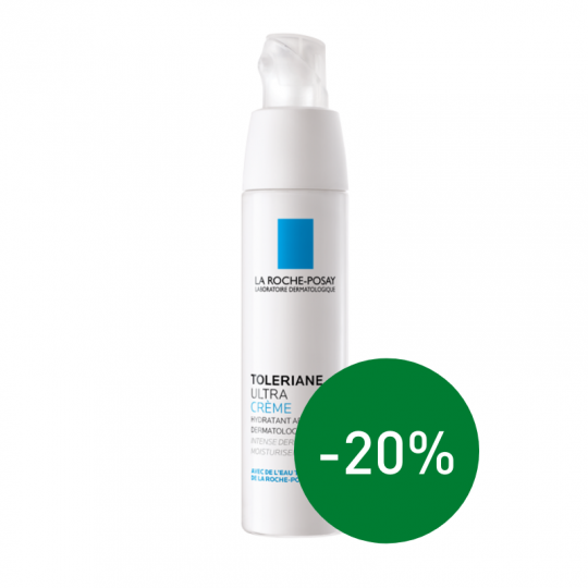LRP Toleraine Ultra gezichtscrème | Apotheek Du Faux