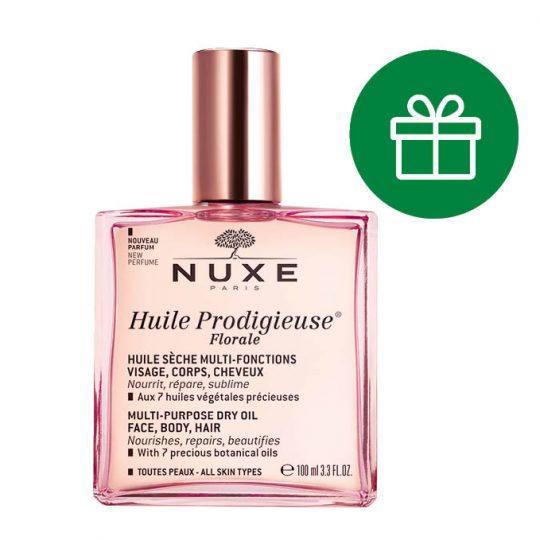 Apotheek Du Faux | Nuxe huile prodigieuse florale