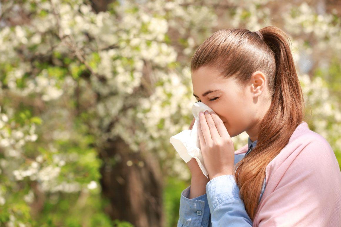 Hatsjie! Allergisch aan pollen?